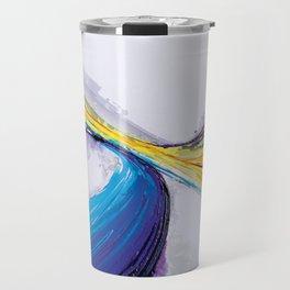 Abstract Art Britto - QB296 Travel Mug
