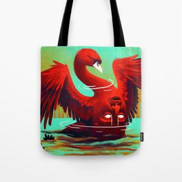 INVERSION CRISIS Tote Bag