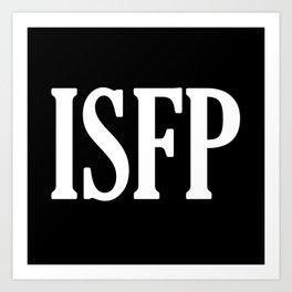 ISFP Art Print