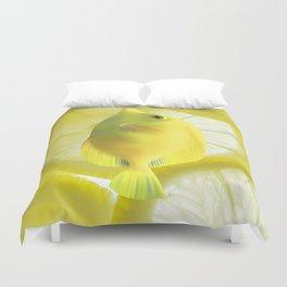 Lemon Fish Duvet Cover