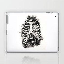 Space inbetween the ribs Laptop & iPad Skin