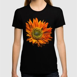 Orange Sunflower T-shirt