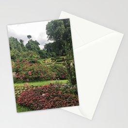 Stormy Garden Stationery Cards