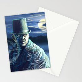 Voodoo tales Stationery Cards