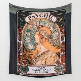 venice beach psychic Wall Tapestry