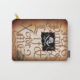 It's A Pirates Life For Me Carry-All Pouch