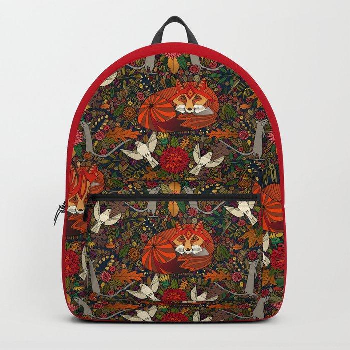 fox garden Backpack