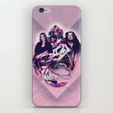 ZAHA HADID: DESIGN HEROES iPhone & iPod Skin