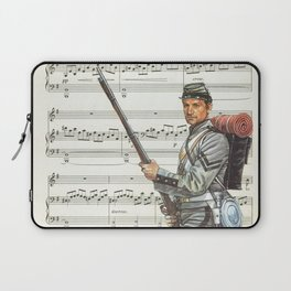 BATTLE SONG Laptop Sleeve