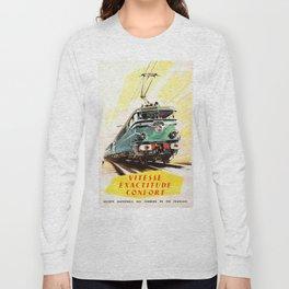 Vitesse Exactitude Confort Long Sleeve T-shirt
