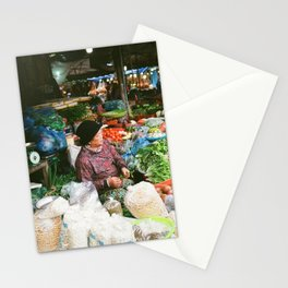Hoi An Market II Stationery Cards