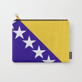 Bosnia and Herzegovina flag emblem Carry-All Pouch