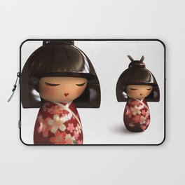 Kokeshi 02 Laptop Sleeve