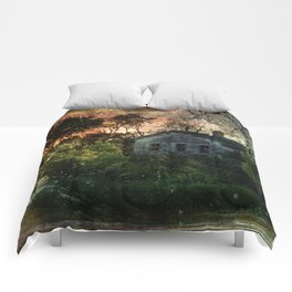 The Ghost House Comforters
