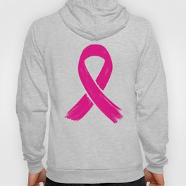 Pink Ribbon Breast Cancer Hoody