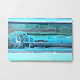59 Chevy Metal Print