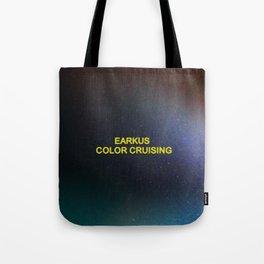 Color Cruising Tote Bag