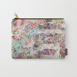 Brive map Carry-All Pouch