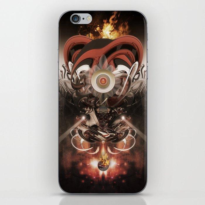 Pyropriest iPhone Skin