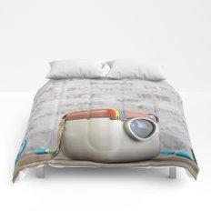 Instagram 3D Camera Comforters