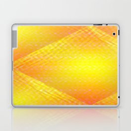 Sunshine Wave Pattern Laptop & iPad Skin