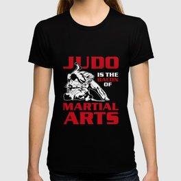 Judo Is The Bacon Of Martial Arts - Judo Design T-shirt