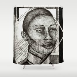 Vivienne Shower Curtain