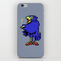 earthbound iPhone & iPod Skins featuring Crow - Mother / Earthbound Zero by Studio Momo╰༼ ಠ益ಠ ༽