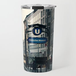 Subway 3 Travel Mug