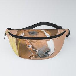 Paard - dierenalfabet Fanny Pack
