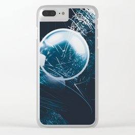 XXX ASPHYXIATE Clear iPhone Case