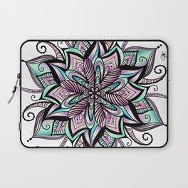 Mandala peacock by sonia H. Laptop Sleeve