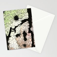 internal landscapes -2- Stationery Cards