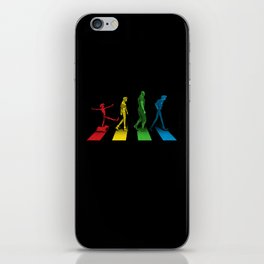 Stray Dog Strut iPhone Skin