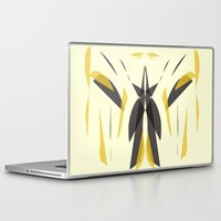 knight Laptop & iPad Skins featuring Knight by lillianhibiscus