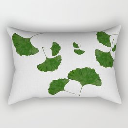 Ginkgo Leaf I Rectangular Pillow