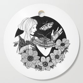 Daydreamer (Aurora Aksnes) Cutting Board