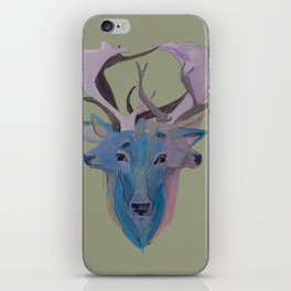 Stags iPhone Skin