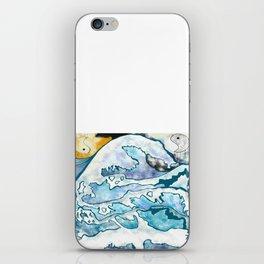 W/\VE iPhone Skin