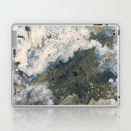 Acrylic Pour 2 Laptop & iPad Skin