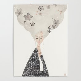 HAIR IN THE CLOUDS Poster