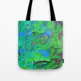Green Entropy II Tote Bag