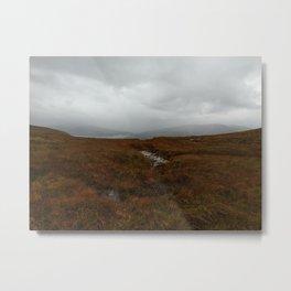 2017: Scottish Highlands Metal Print