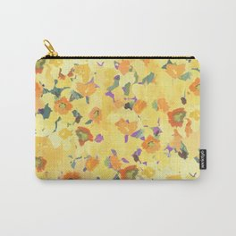 Daffodil Fields Carry-All Pouch