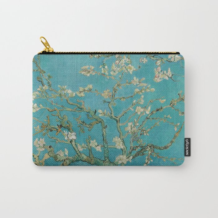 Almond Trees - Vincent Van Gogh Carry-All Pouch