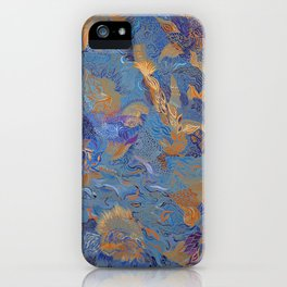 Wander what is underneath iPhone Case