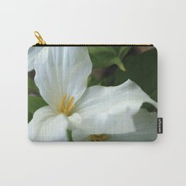Fleeting Beauties Carry-All Pouch