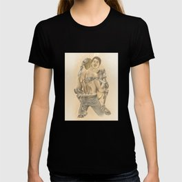 Do androids dream of electric bees? T-shirt