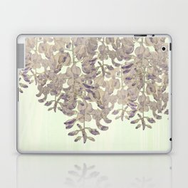 Wisteria - a thing of beauty is a joy forever Laptop & iPad Skin