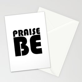 Praise Be Stationery Cards